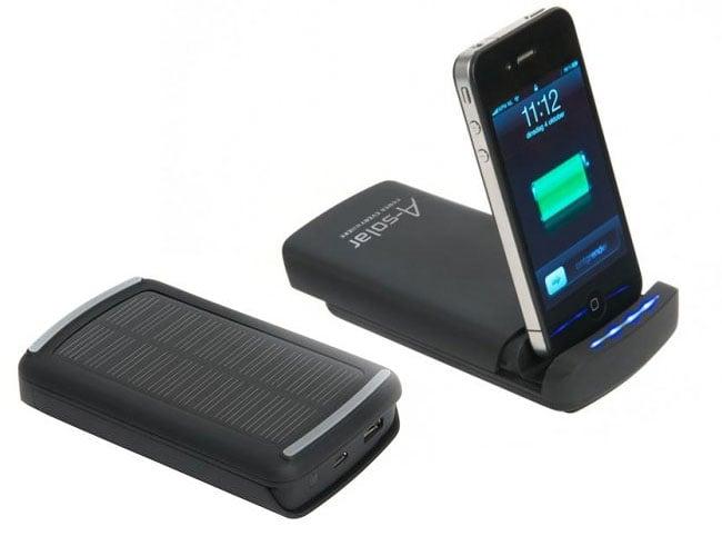 A-Solar iOS Power Dock
