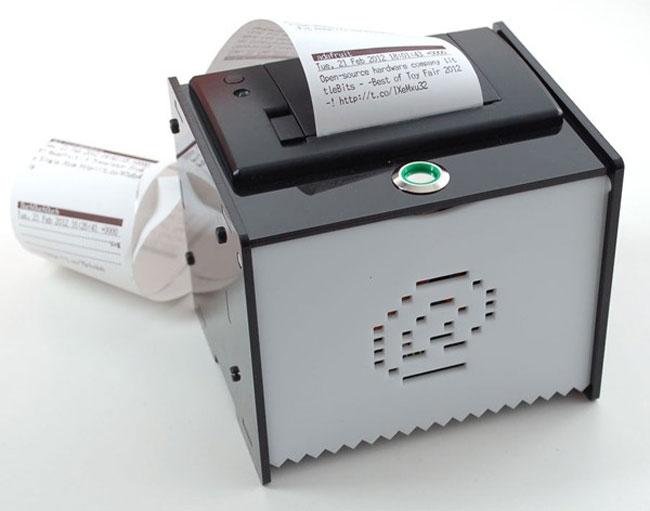 Adafruit Internet of Things Printer