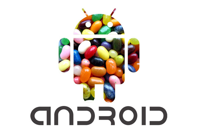 Android 5 Jelly Bean