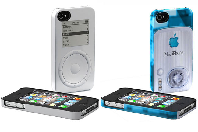 Apple Retro iPhone Cases