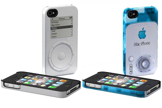 Apple Retro iPhone Cases