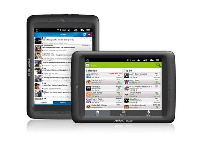 Upgrade Archos  Home Tablet