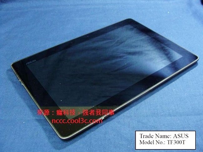 Asus TF300T Android Tablet Leaked?