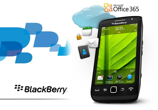 BlackBerry Office 365