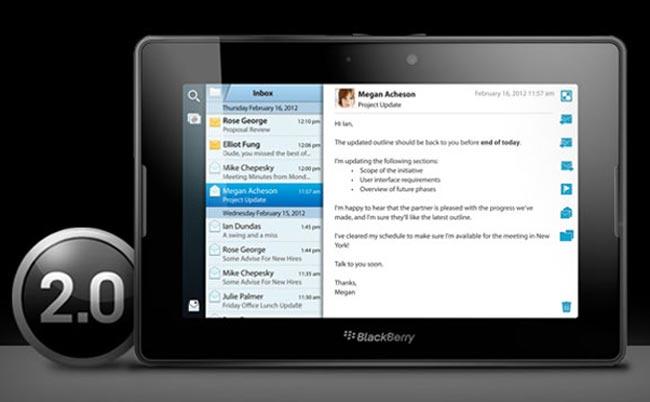 PlayBook OS 2.0