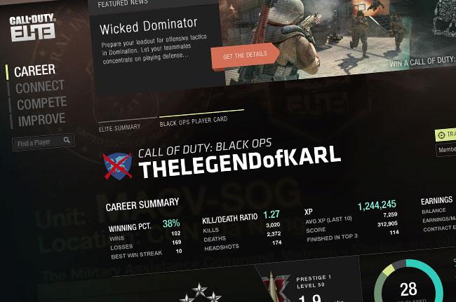 Call of Duty Elite 2.0