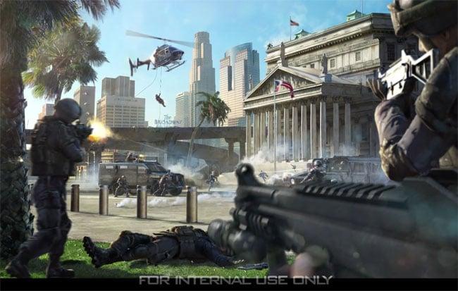 Call of Duty Police Warfare