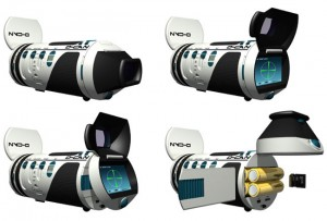 D-CAN Camera Concept Brings Unique Styling To Camera Design