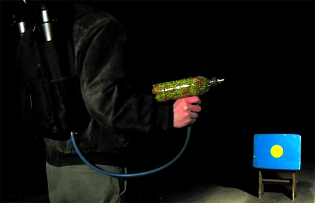 DIY Soda Bottle Airsoft Gun