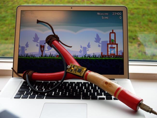 Angry Birds Slingshot