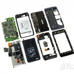 Droid 4 Teardown