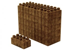Earth Blocks : Eco-Friendly Lego Alternative