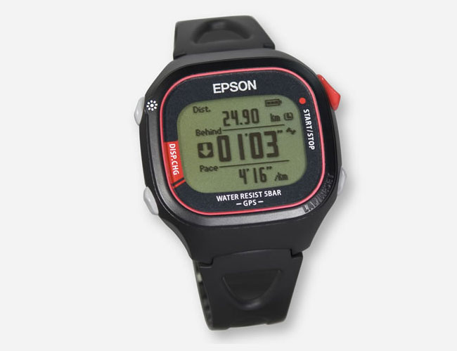 Epson GPS Watch