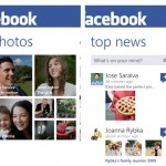 Facebook Windows Phone App Updated v2.3