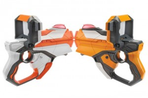 Hasbro's iOS Lazer Tag Gun Game Arriving Later This Year