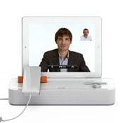 Invoxia AudiOffice Speaker Dock Unveiled (video)