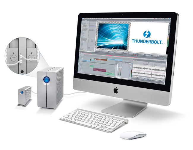 LaCie 2big Thunderbolt Series