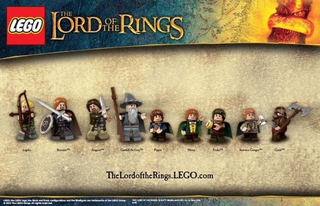 "Sign up to play ""The Lord of the Rings."