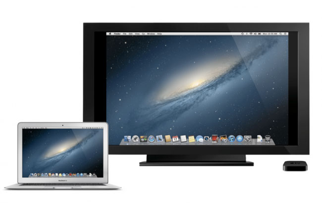 Mac OS X Mountain Lion