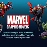Marvel Graphic Novels Land In Apple's iBookstore