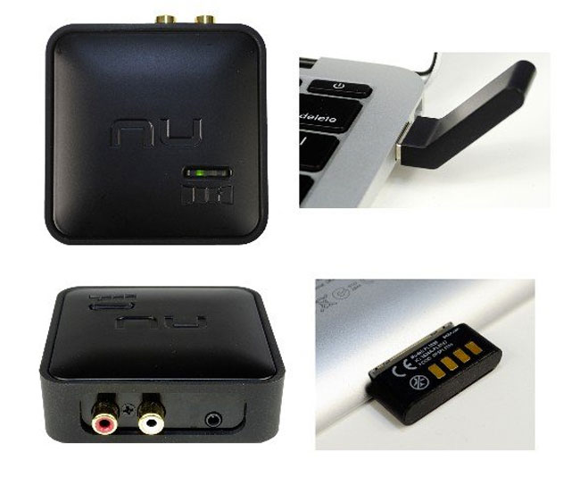 NuForce Air DAC Wireless Audio System