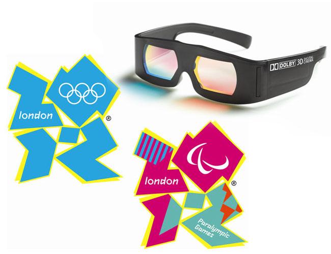 Olympics 3D BBC