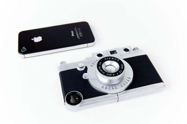 Rangefinder iPhone Case