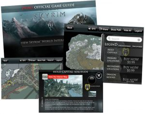 The Elder Scrolls V: Skyrim Official Prima World Interactive Map Arrives On iOS