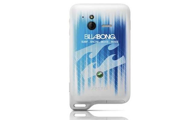 Sony Ericsson Xperia Active Billabong