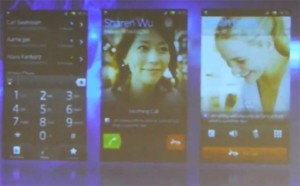 Sony New Android User Interface