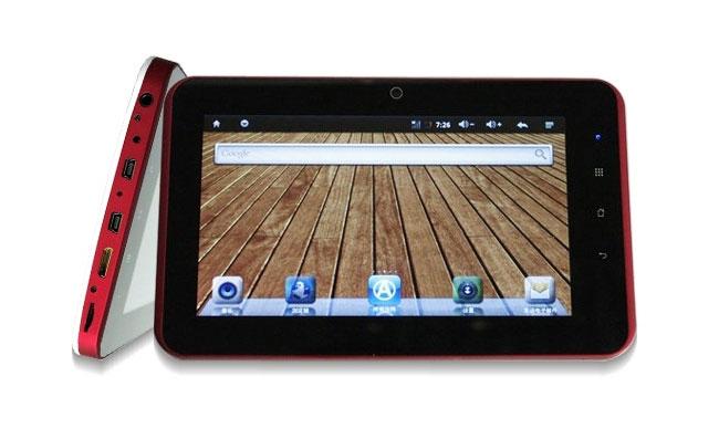 Spark Linux Tablet