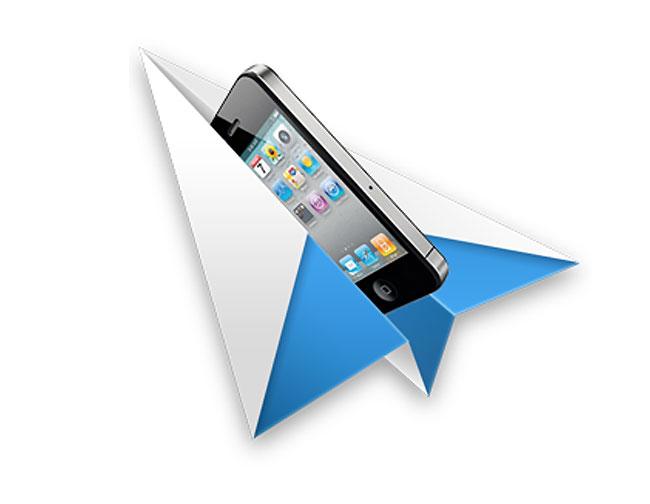 Sparrow iPhone App