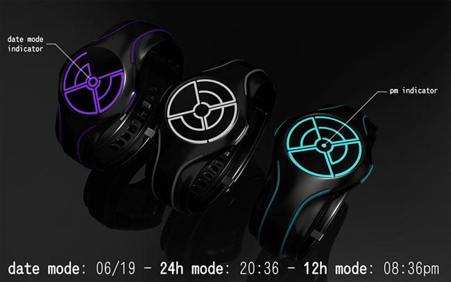 V-BL47 Concept Watch