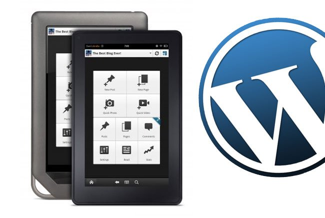 WordPress Android App