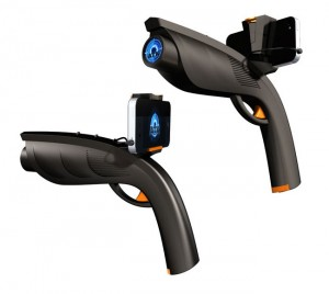 Xappr And Micro-Xappr Guns, Bring Augmented Reality Lazer Tag To iOS Devices