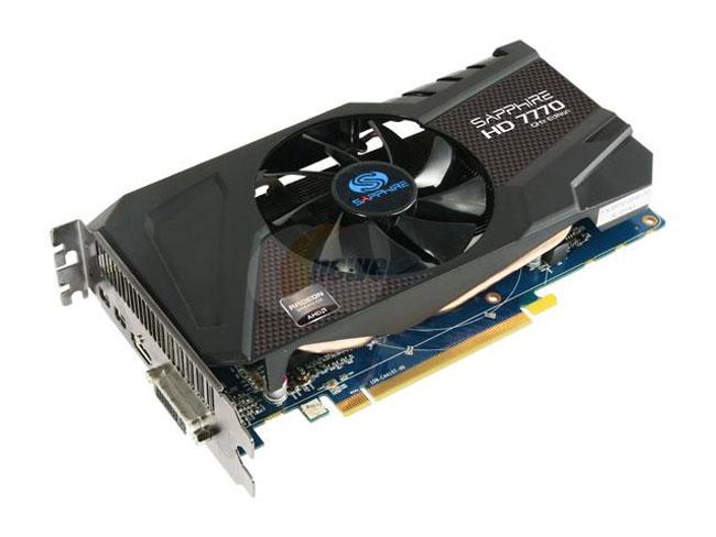 Pubg Radeon Hd 7770: AMD Launches Radeon HD 7770 GHz Edition Video Card