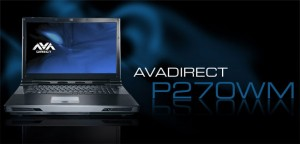 AVADirect Unveils New X79 Gaming Notebook
