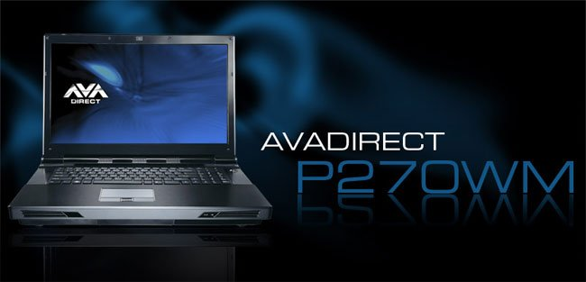 AVADirect P270WM