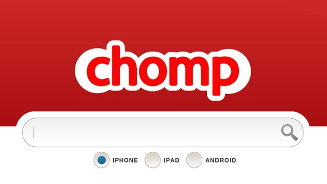 Chomp Apple