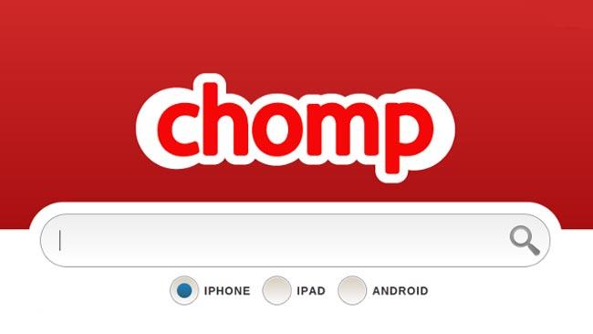 Chomp Apple