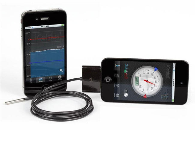 iCelsius Pro iOS Digital Thermometer