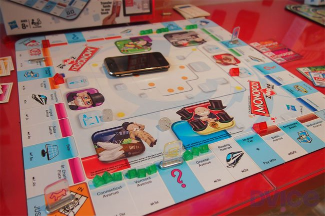 iPhone Monopoly