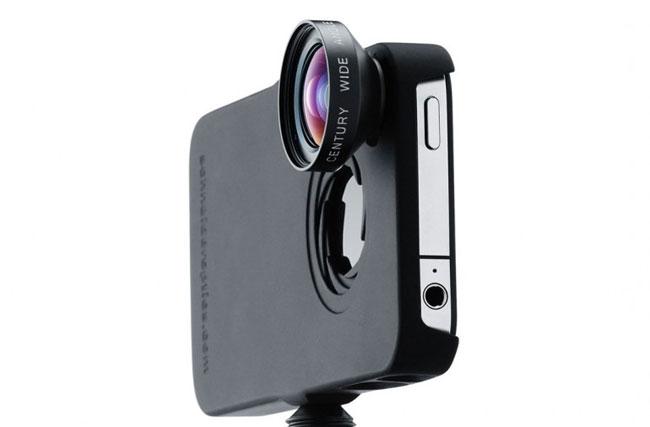 iPro iPhone Fisheye Lens