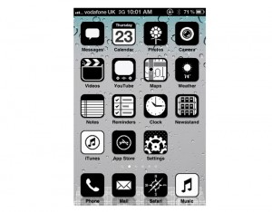 Retro iOS 86 Jailbroken iPhone Theme Arrives At The Cydia Store