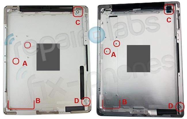 iPad 3 Casing