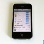 iPhone 4S iCloud