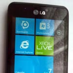 LG Miracle Windows Phone Device Appears On Video