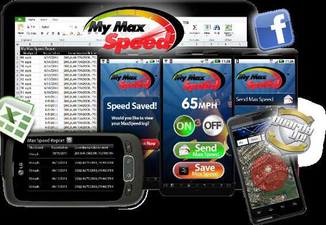 my max speed app