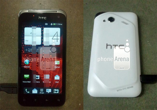 Mystery HTC Ice Cream Sandwich Smartphone For Verizon Leaked