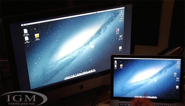 OS X Mirroring